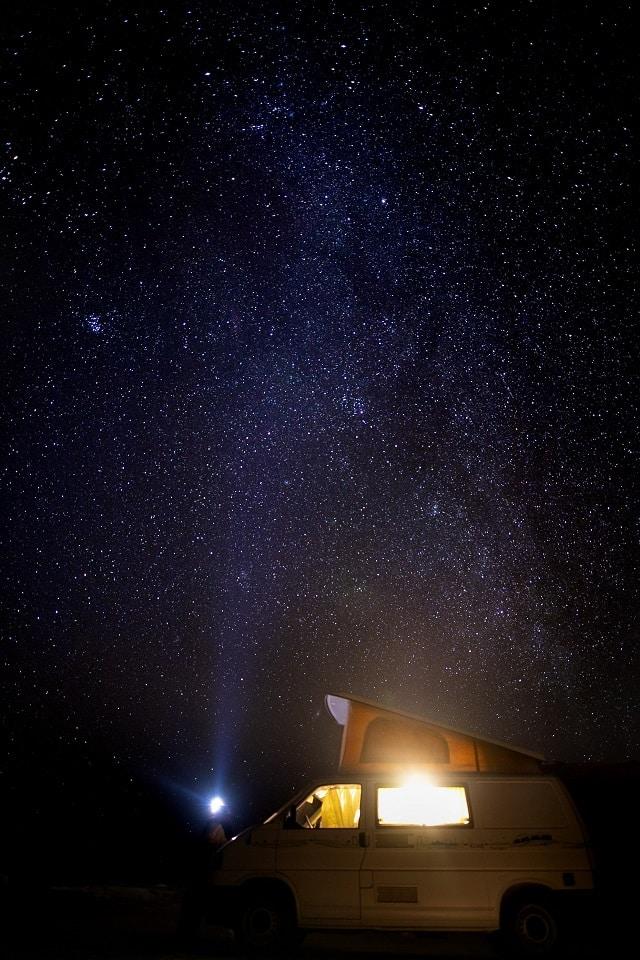 Ver Estrellas en Fuerteventura