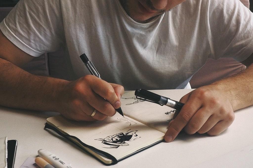 Consejos de como dibujar un personaje de comic