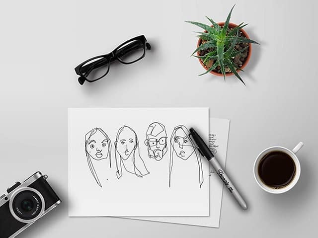 consejos para dibujar un personaje de cómic