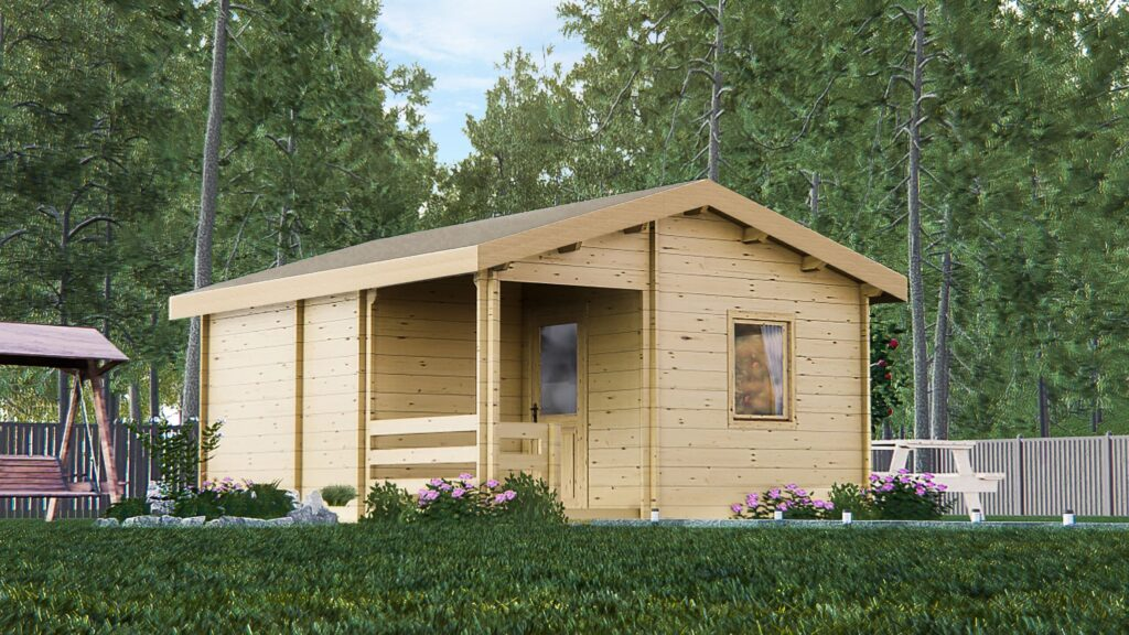 5 formas para mejorar tu casa de madera con energías alternativas